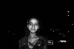 I Am Arti the Beggar Girl of Mahim by firoze shakir photographerno1