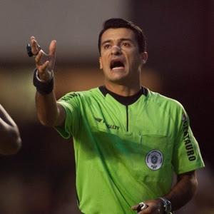 Sandro Meira Ricci deve ser confirmado como o árbitro brasileiro na Copa do Mundo de 2014