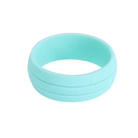 Unisex Fashion Soft Men Women Flexible Rubber Silicone