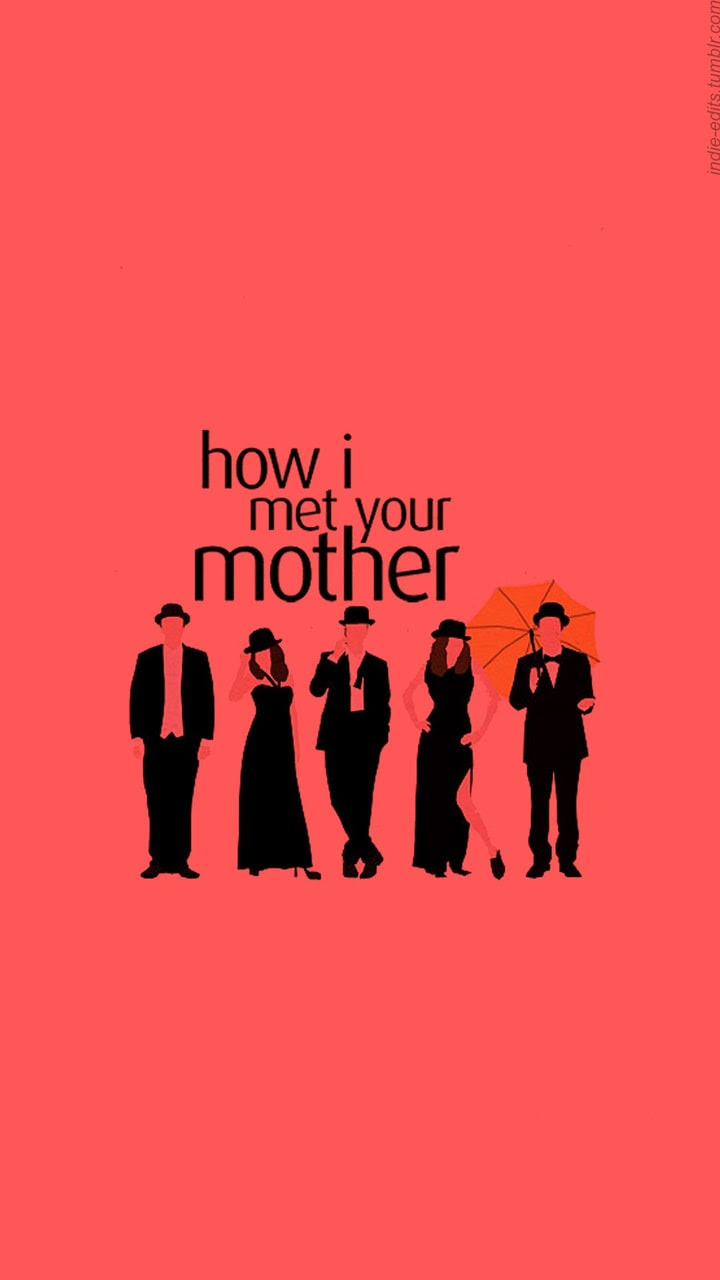 Wallpaper Himym How I Met Your Mother And Barney Stinson Image