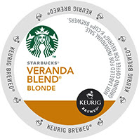 Starbucks Veranda Blend Keurig® K-Cup® coffee