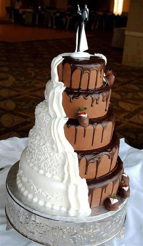 The 20 Wackiest Wedding Cakes Ever   Brit   Co