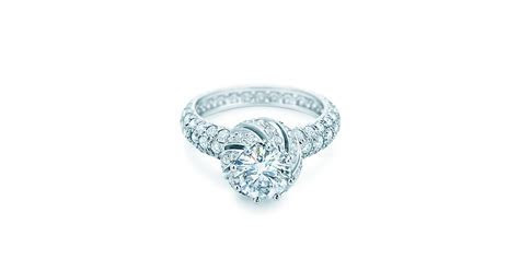 Tiffany & Co. Schlumberger® Buds Ring Engagement Rings
