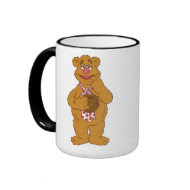 Fozzie Bear Smiling Disney Mugs