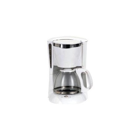 Brenton Safety TS-216 12 Cup Coffee Maker Wht