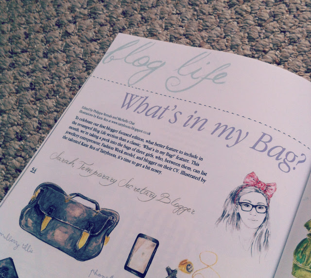 10 magazine uk lifestyle blogger.