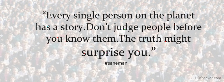 Quotes About Judging Person 44 Quotes