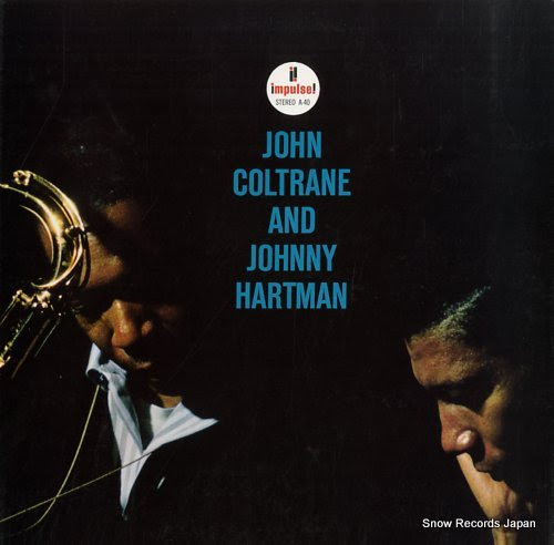 COLTRANE, JOHN & JOHNNY HARTMAN s/t