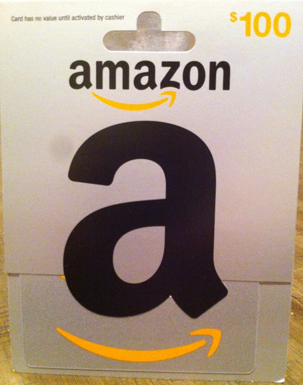 $100 Amazon Gift Card Giveaway Winner Announced - Points Miles & Martinis