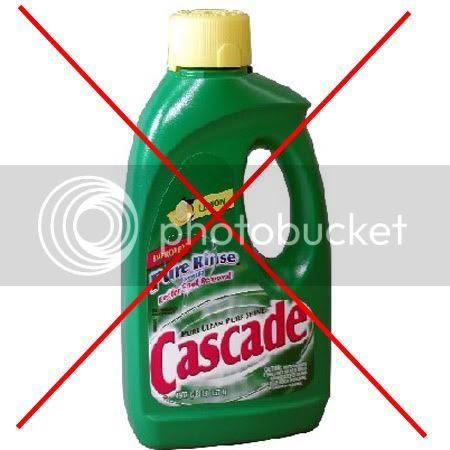 Commercial Detergent