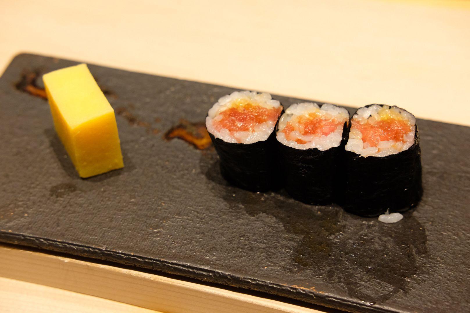 photo Hashida Sushi Singapore negitoro.jpg