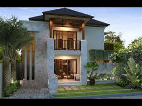 gambar rumah mewah 2 lantai - desain rumah