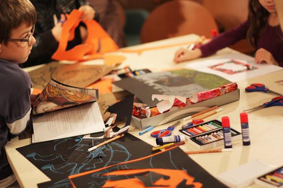 workshop with Marcella Brancaforte