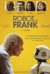 Robot and Frank Poster