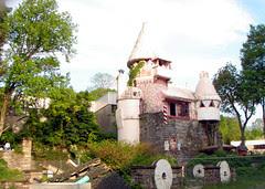 Gingerbread Castle! 6