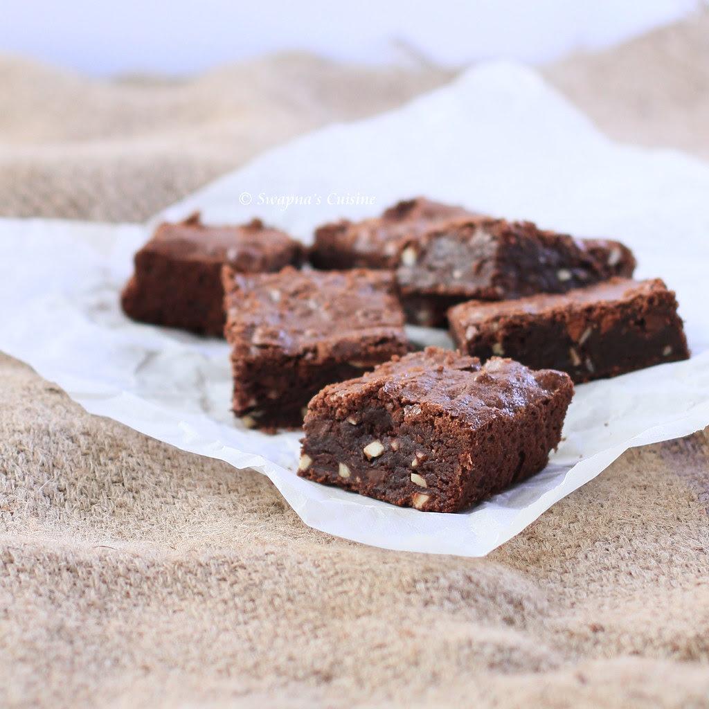 Classic Chocolate Fudge Brownie Recipe