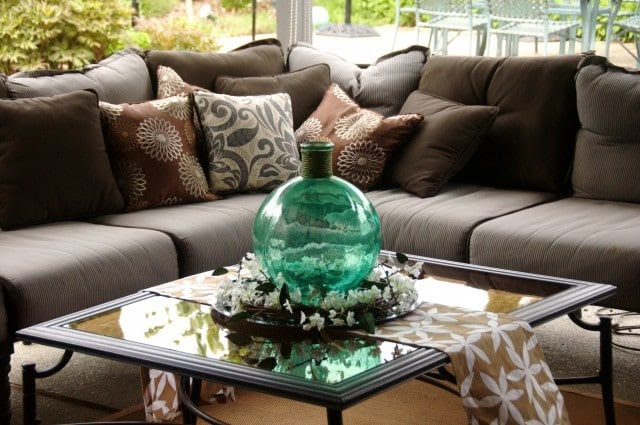 Open Outdoor Space Makes Entertaining Easy! | reluctantentertainer ...