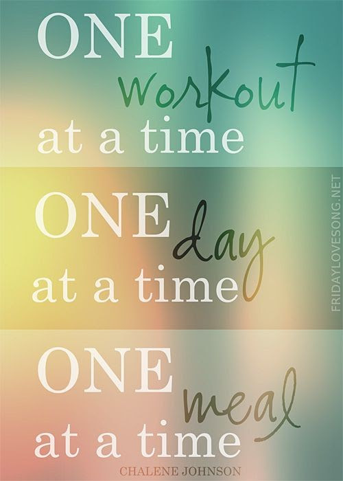 One Day At A Time Quotes Sayings One Day At A Time Picture Quotes