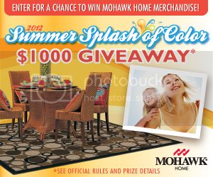 Mohawk Summer Splash of Color $1000 Giveaway!