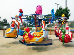 Kiddie ocean theme rides for sale