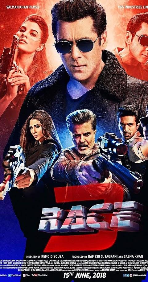 Race 3 (2018) 480p 720p 1080p WebRip Hindi Full Movie