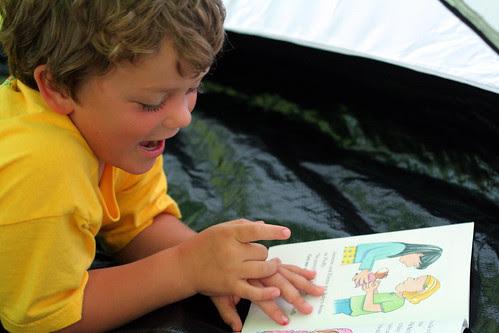 Reading is fun