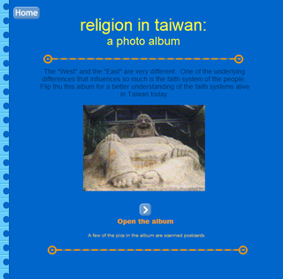 Religion in taiwan