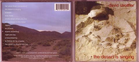 David Strother's 1st CD