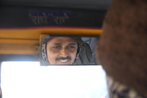This Rickshawalla In Delhi Is A Duplicate Of Mr Arvind Kejriwal by firoze shakir photographerno1
