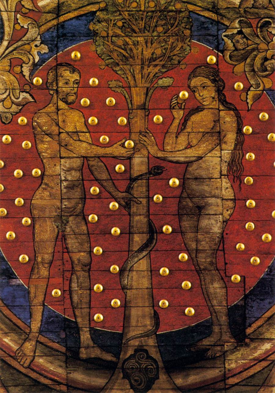 13th century_unknown_painters_ _Wooden_ceiling_%28detail%29_ _WGA19741