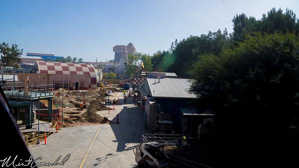 Disneyland Resort, Disneyland, Monorail, Disney California Adventure, Condor, Flats, Refurbishment, Refurbish, Refurb, Grizzly, Peak, Airfield