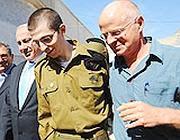 Gilad e Noam Shalit