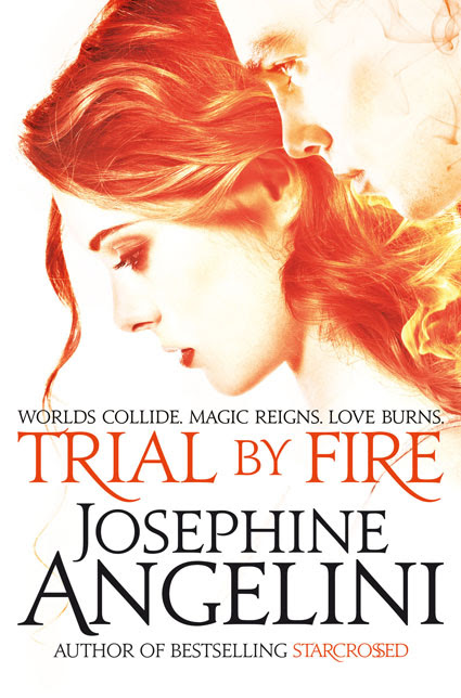Exclusive Cover Reveal: Trial By Fire by Starcrossed author Josephine Angelini - Images - Sugarscape.com