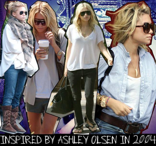Ashley Olsen, Fashion, Vogue