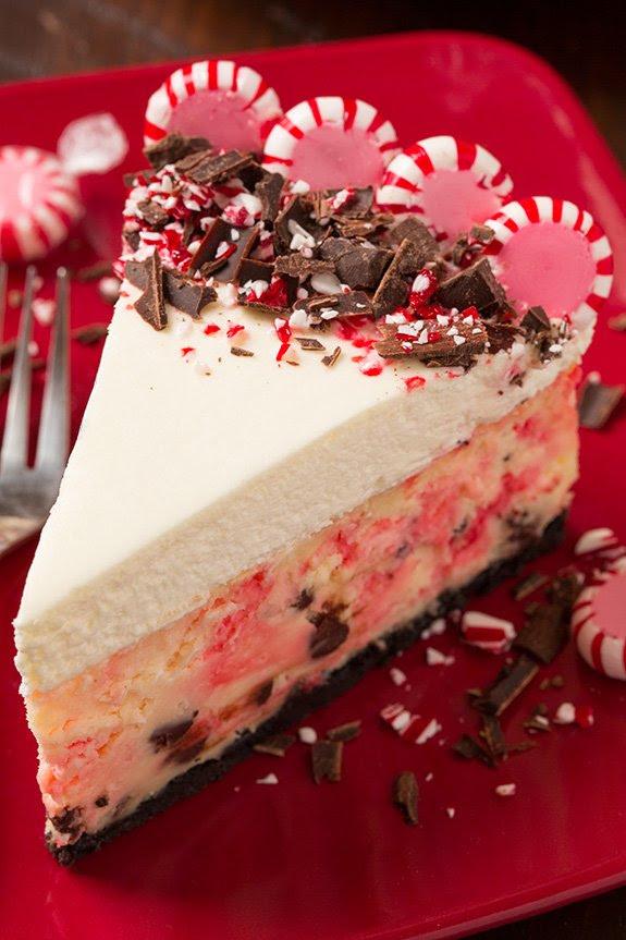 DecoArt Blog - Entertaining - Stunning Holiday Desserts