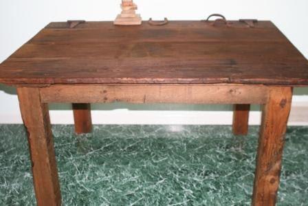 Barn Door Dining Table   Yelp