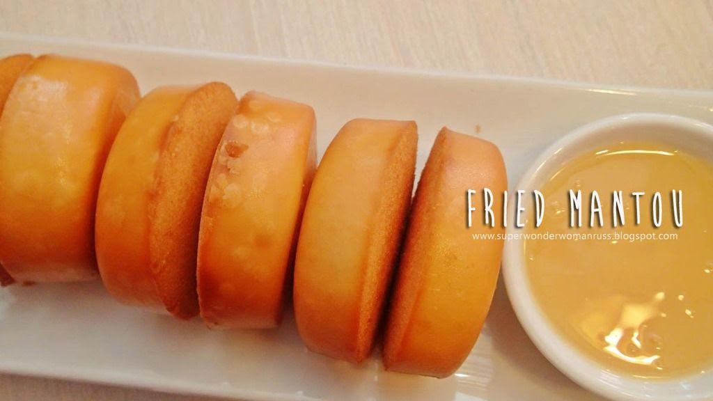 Shi Lin's Deep Fried Mantou