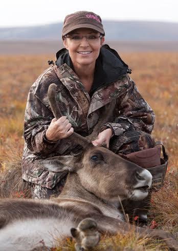 Palin Hunting