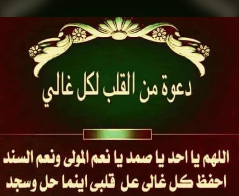 صباح الشوق حبيبي تويتر Makusia Images