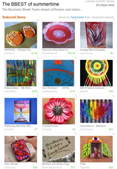 The BBEST of summertime Treasury