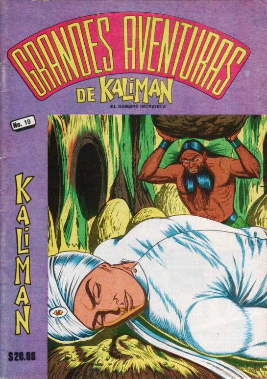Kaliman 10