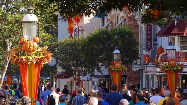 Disneyland Resort, Disneyland, Halloween Time, Pumpkins