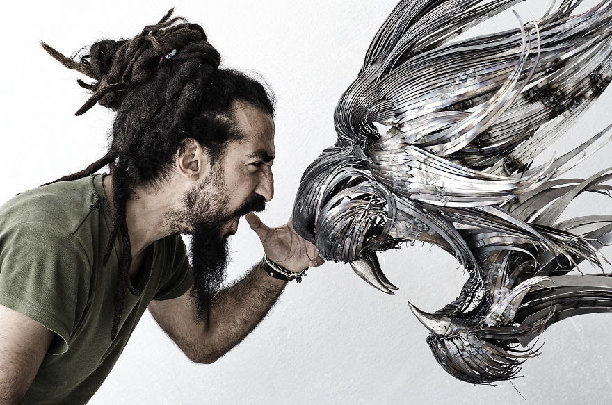 mascaras-animales-metal-selcuk-yilmaz (1)