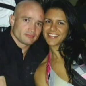 Marido de fisiculturista paulista morta em Natal tem prisão decretada; na foto, o casal