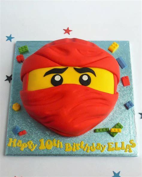 Lego Ninjago Cake   Karen's Cakes