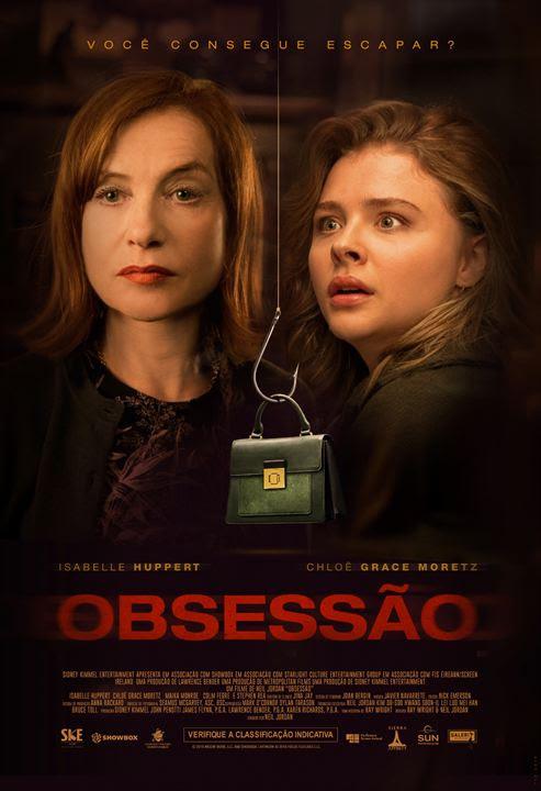 Obsessão : Poster