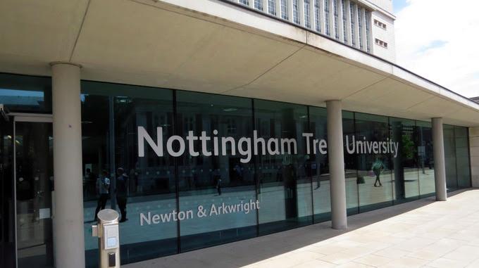 Nottingham Trent University (NTU) Project Officer Recruitment
