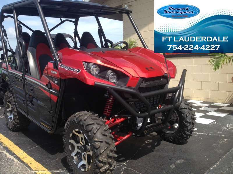 Kawasaki Teryx 4 Le Motorcycles For Sale In Fort Lauderdale