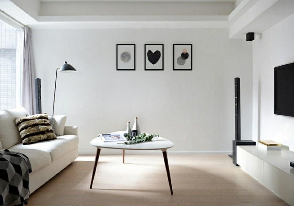 10 Warna  Cat  Dinding Ruang Tamu Yang Sempit Agar Tampak