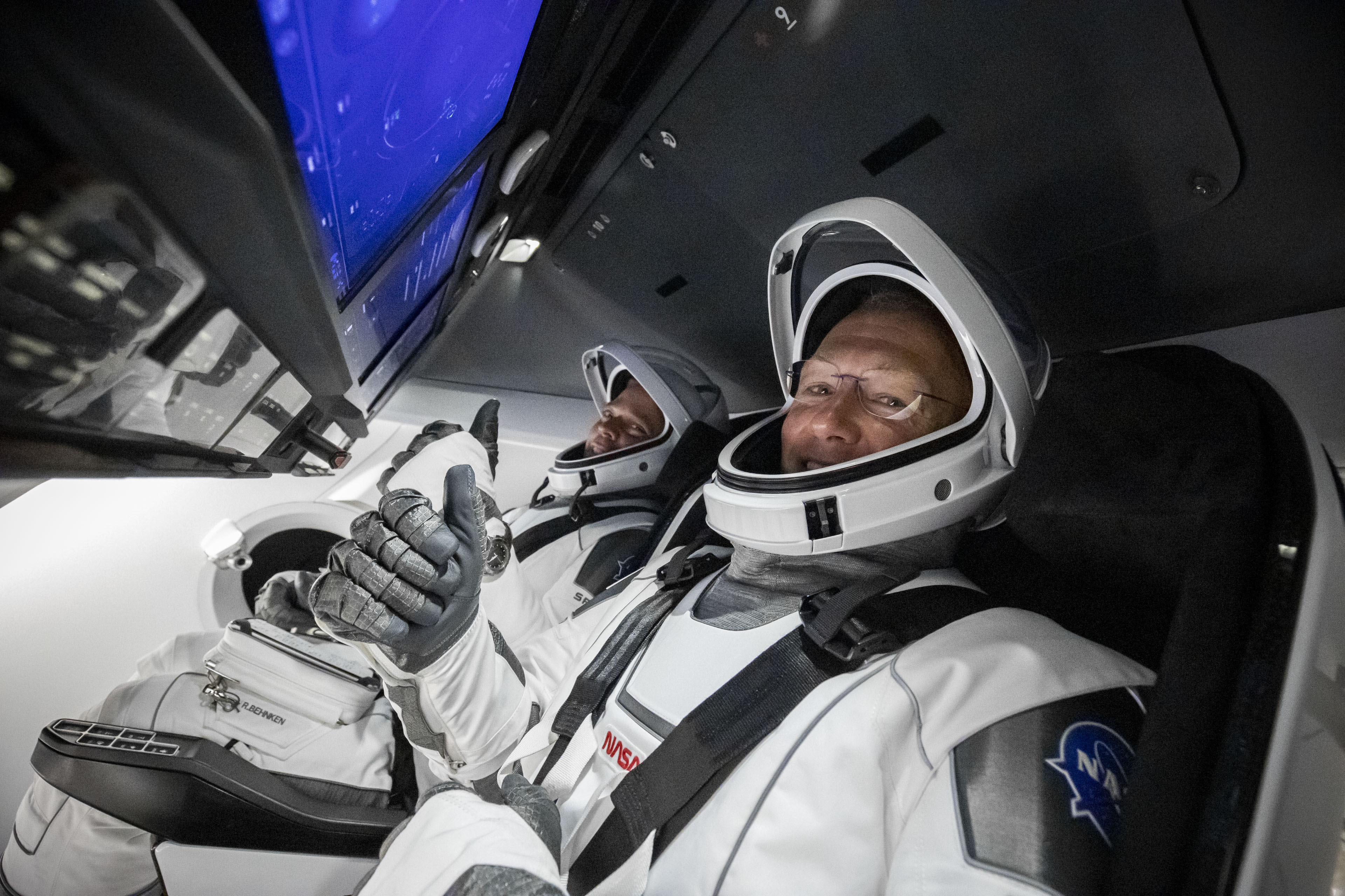 SpaceX just launched 2 astronauts into orbit. What's next for the NASA crew?